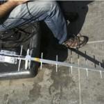 900MHz 12 dBi Yagi Antenna